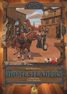 Homesteaders (Quined Master Works Edition)